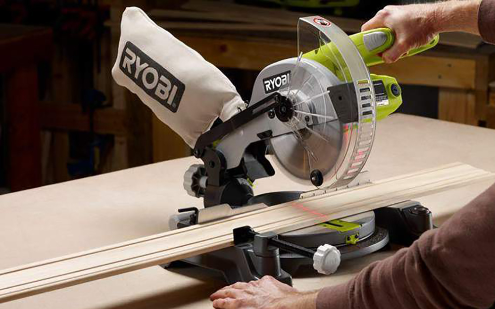 Ensure safety - Operating Power Mitre Saws