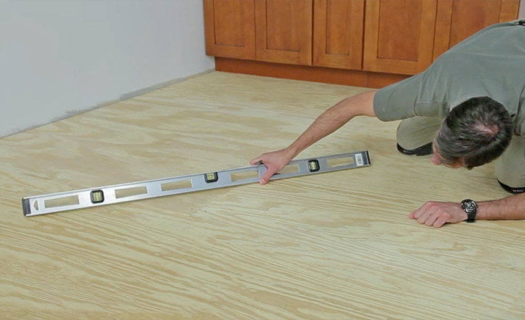 How To Prepare A Subfloor For Tile Installation The Home Depot
