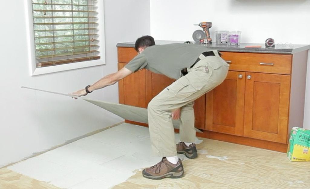 Subfloor For Tile Installation