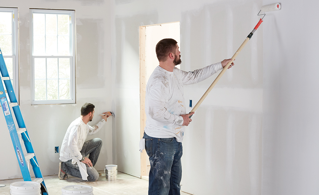 How to Prime a Wall - The Home Depot