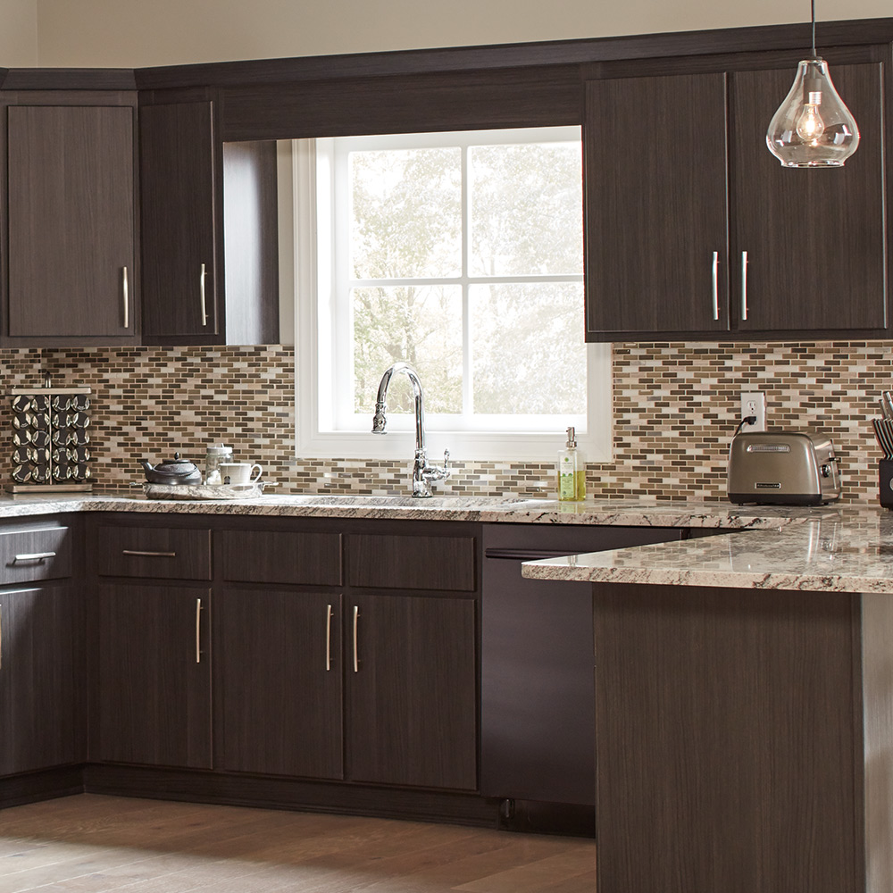 How to Reface Your Kitchen Cabinets - The Home Depot