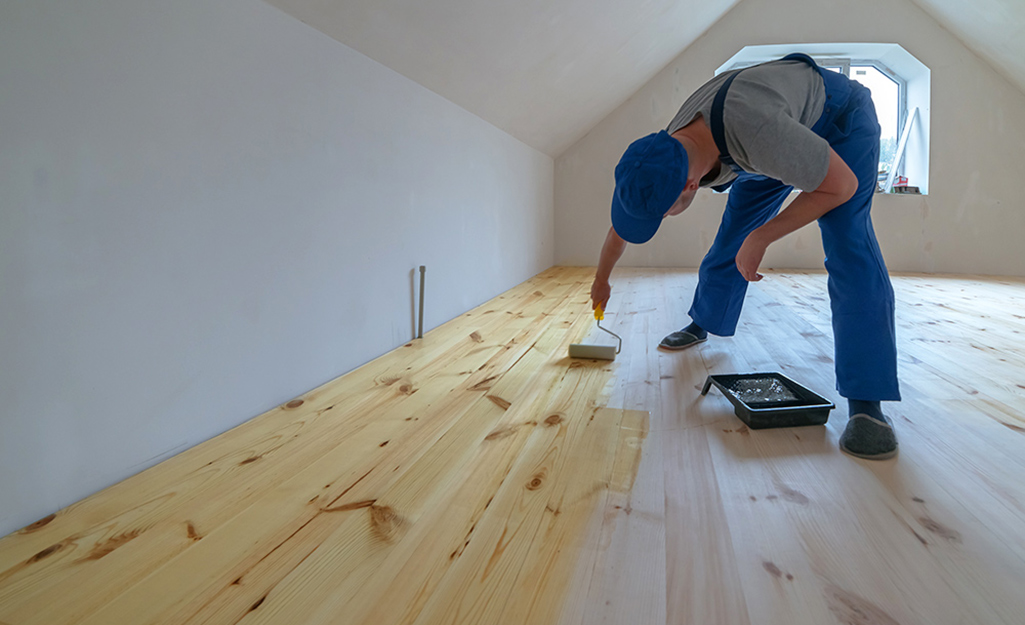How To Refinish Hardwood Floors The