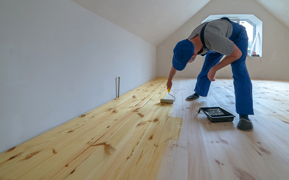 How To Refinish Hardwood Floors The Home Depot