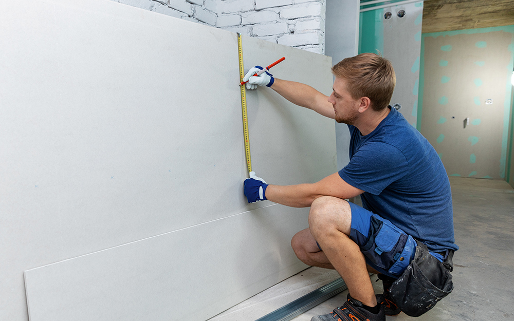How To Remove Drywall The Home Depot