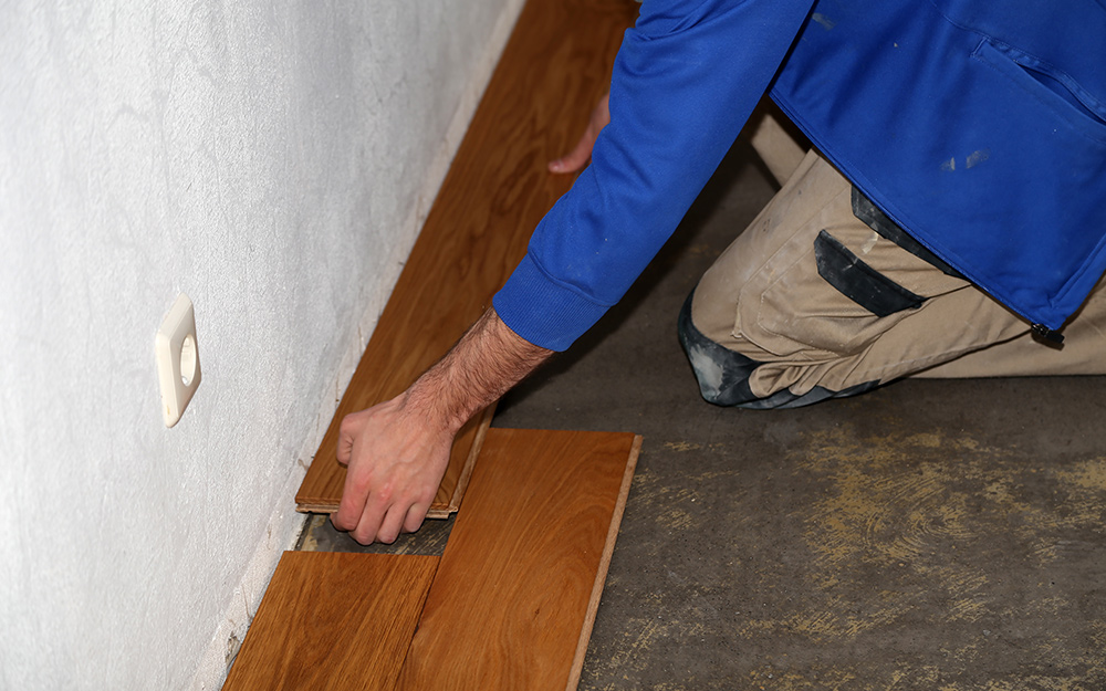 How To Remove Vinyl Flooring The Home Depot
