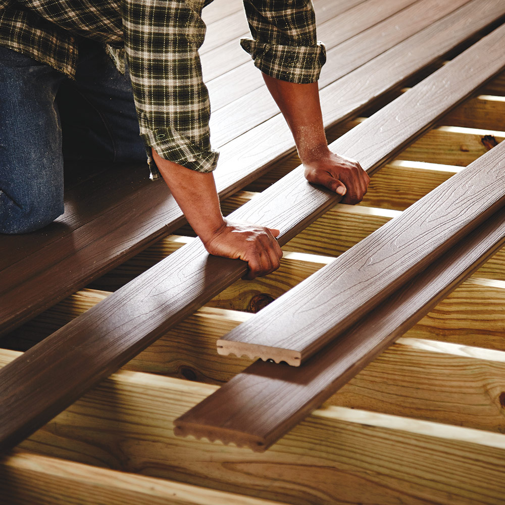 How To Repair A Deck The Home Depot