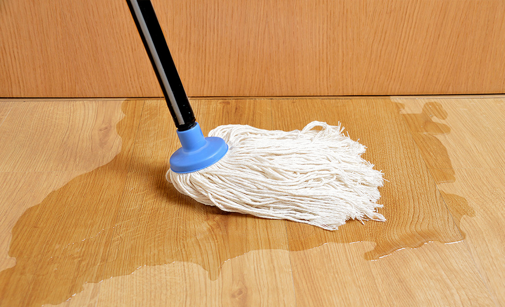 How To Repair Laminate Flooring, How To Fix Laminate Flooring That Is Lifting