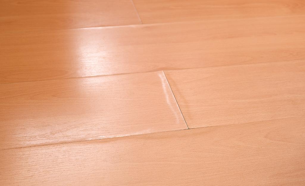 How To Repair Laminate Flooring The