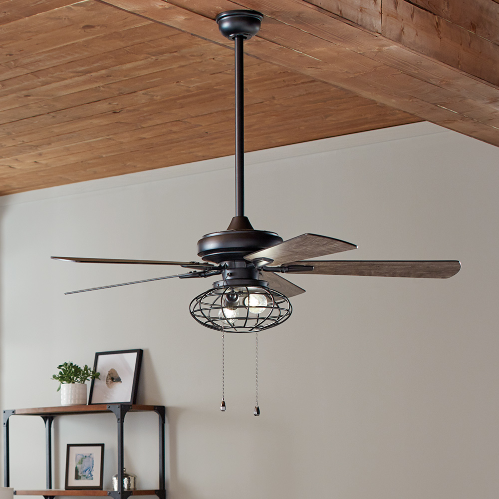 How To Replace Ceiling Fan Blades The
