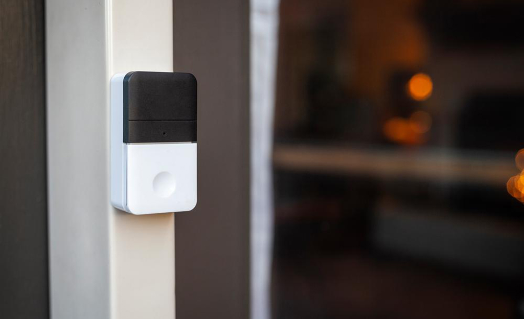 Test the doorbell - Replacing a Doorbell