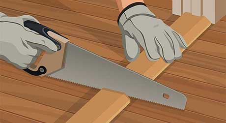 How To Remove and Replace a Threshold - The Home Depot