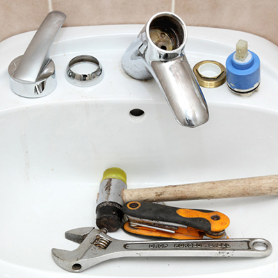 How To Replace Cartridge Sink Faucets The Home Depot