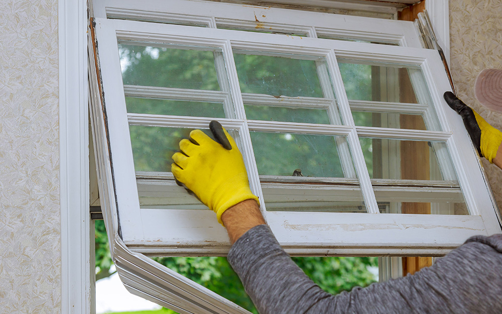 How To Replace Window Gl The Home Depot