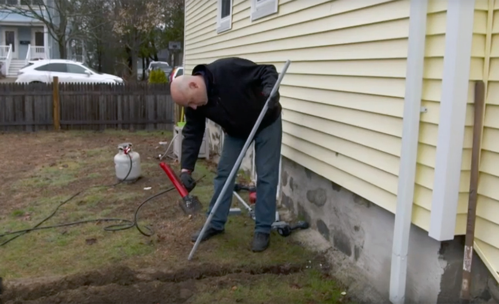 How to Run Underground Wiring to a Garage - The Home DepotThe Home Depot