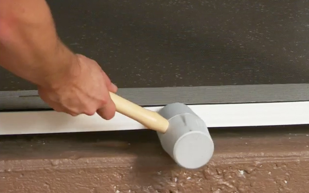 How To Screen In A Porch The Home Depot