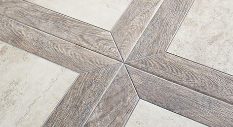 How To Set A Pattern In Floor Tile