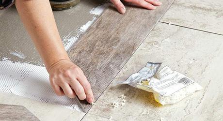 Cut Guide Board  - Set Pattern Floor Tile
