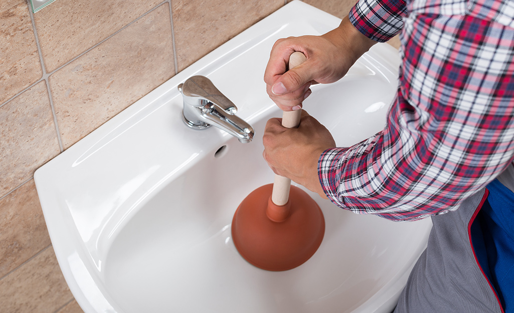 How To Unclog A Bathroom Sink The