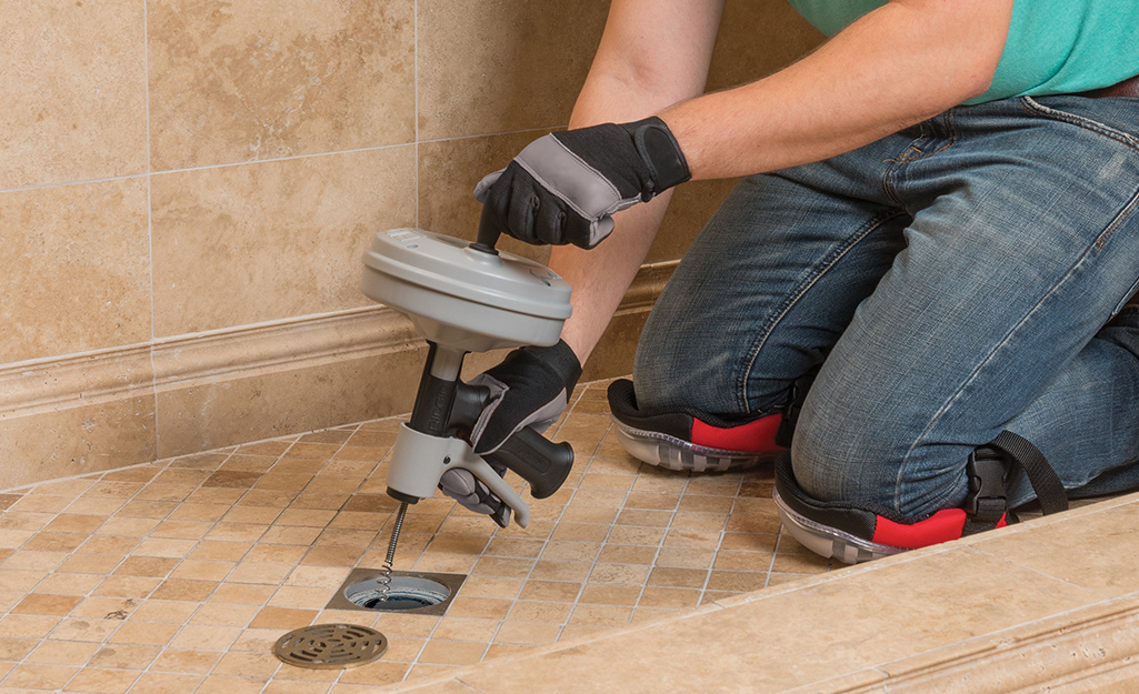 How To Unclog A Shower Drain The Home Depot