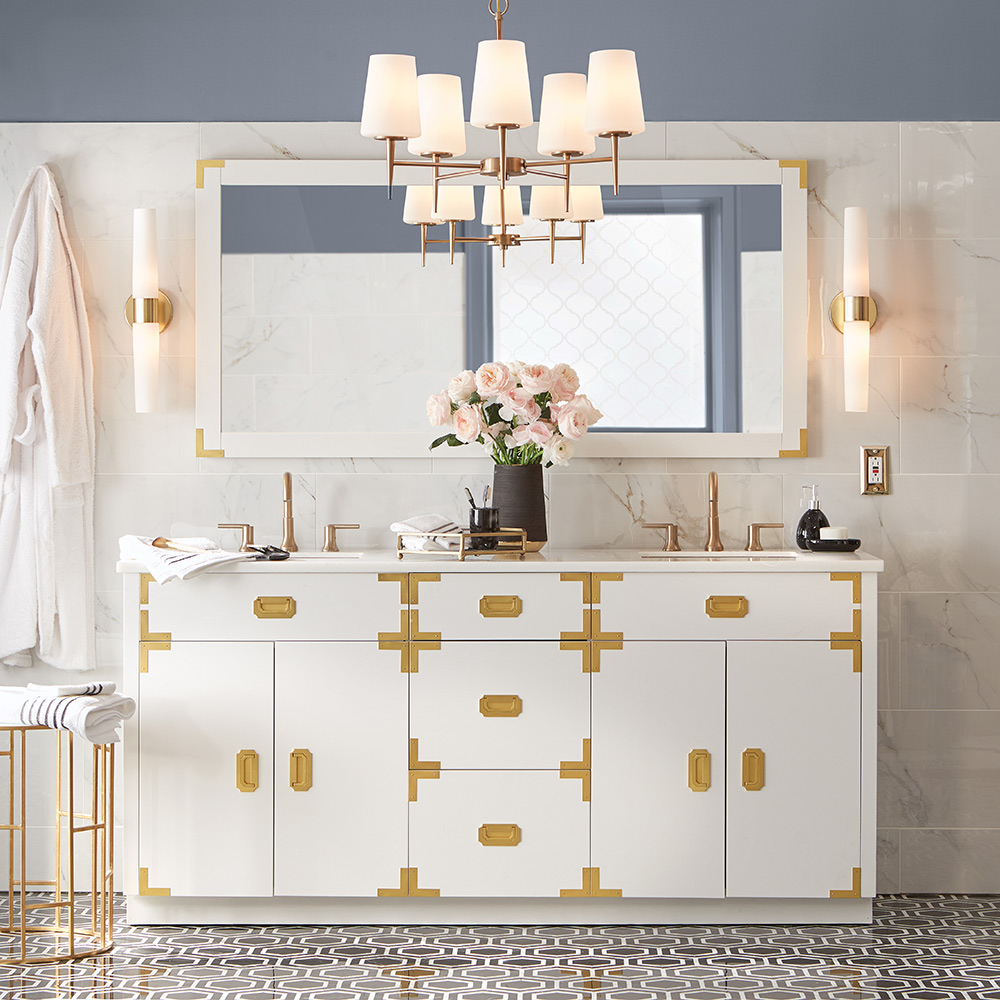 Home Lighting Design Ideas: Best Lighting For Your Bathroom