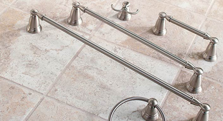UPDATE YOUR BATH CABINET HARDWARE AND ACCESSORIES