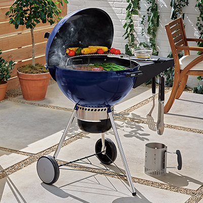 How to Use a Charcoal Grill