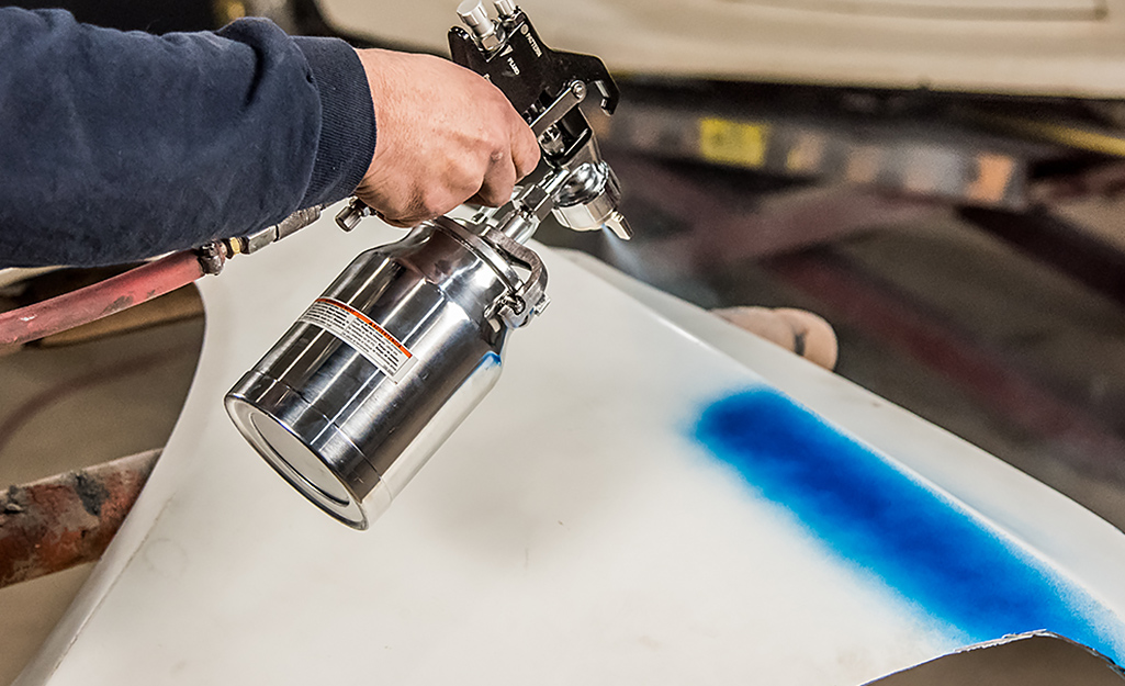 How To Use A Paint Sprayer The Home Depot