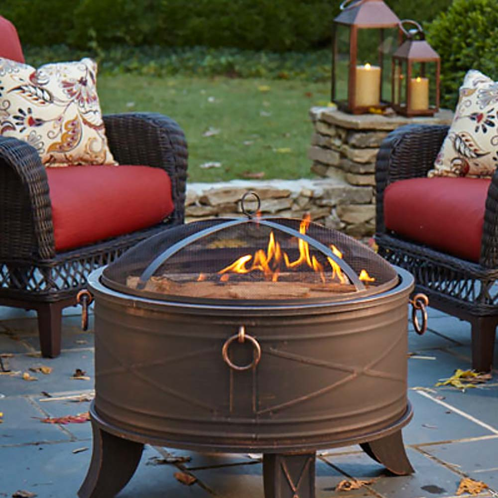 Ideas for Entertaining Around the Fire Pit - The Home Depot