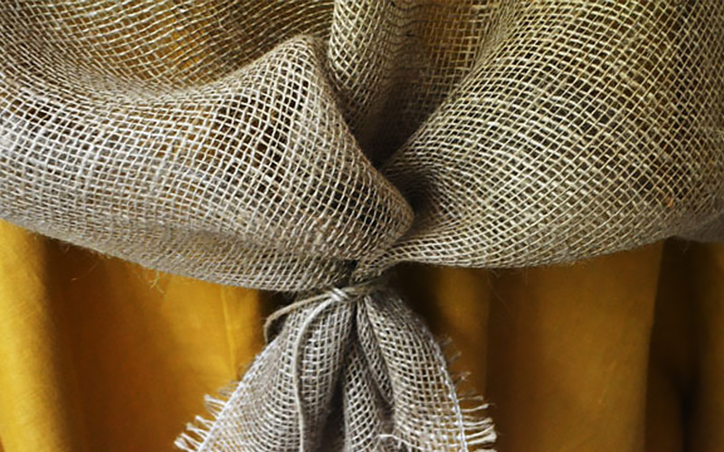 Tie the Ends with Rustic Jute