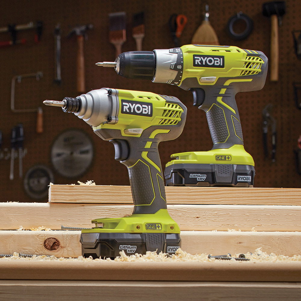 Impact Driver Vs Impact Wrench >> Impact Drivers Vs Drills The Home Depot