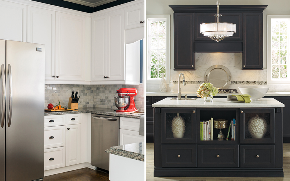 The Difference Between In Stock And Custom Cabinets The