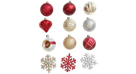 Ornament displays - Indoor Holiday Décor Trends