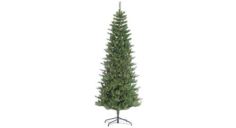 Pre-lit Christmas trees -  Indoor Holiday Décor Trends