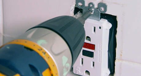 Brilliant How To Install A Gfci Outlet The Home Depot Wiring Digital Resources Cettecompassionincorg