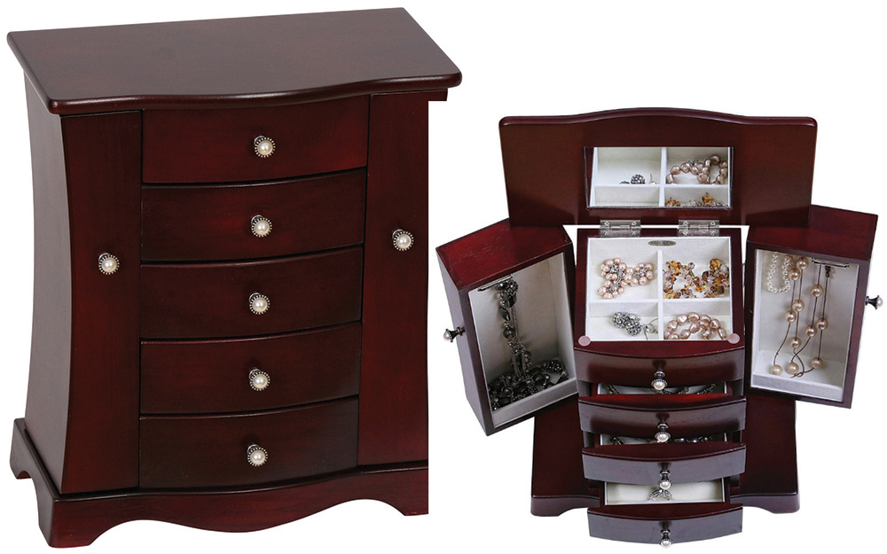 Jewelry Storage Ideas The Home Depot
