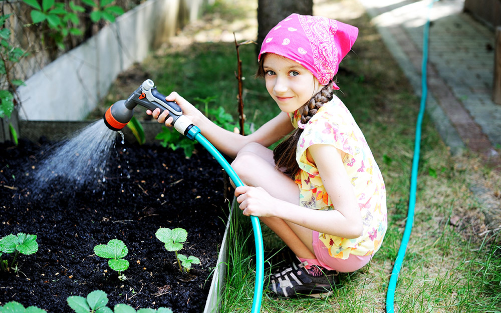 How to Get Kids Into Gardening - The Home Depot
