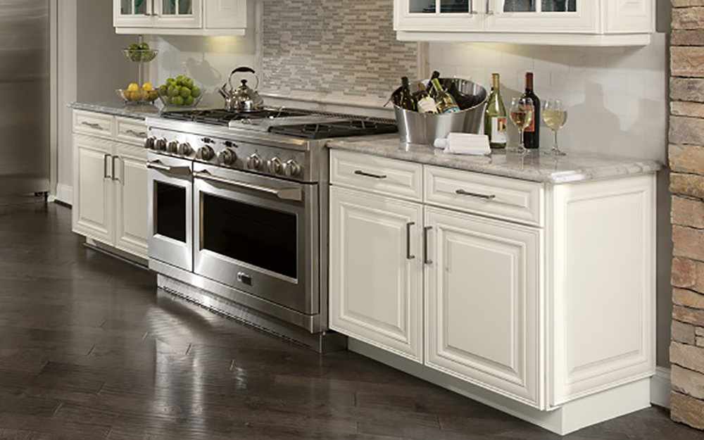 Types Of Countertop Edges The Home Depot