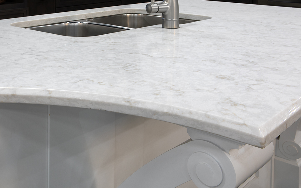 Beveled Countertop Edges