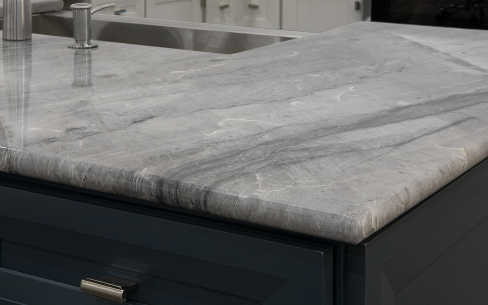 Bullnose Countertop Edges