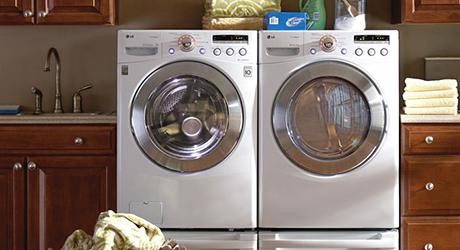 Plan laundry room design - Freshen Laundry Room Makeover