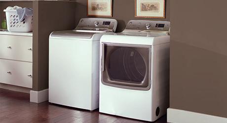 high-energy appliances - Freshen Laundry Room Makeover