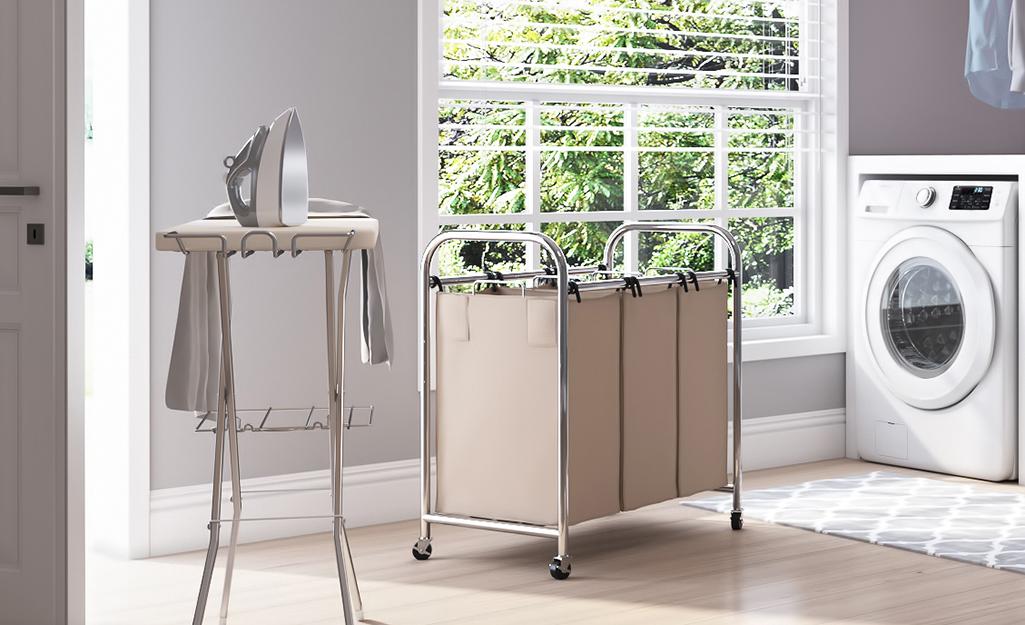 Laundry Room Storage And Shelving Ideas The Home Depot