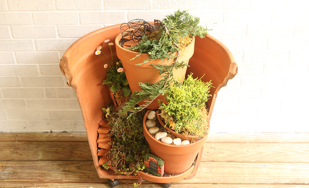 Set Your DIY Fairy Garden