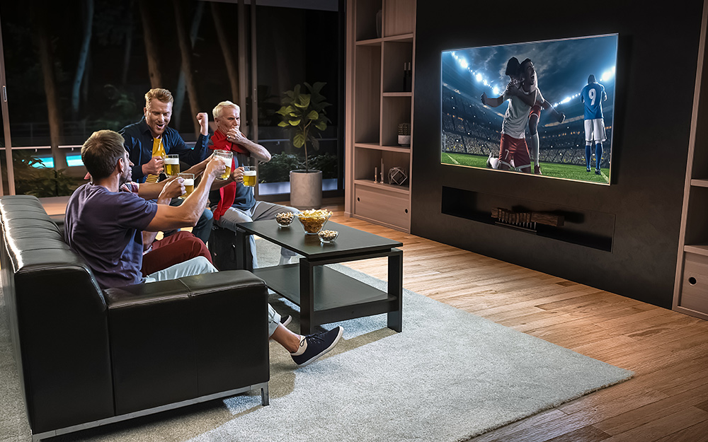 Man Cave Ideas The Home Depot
