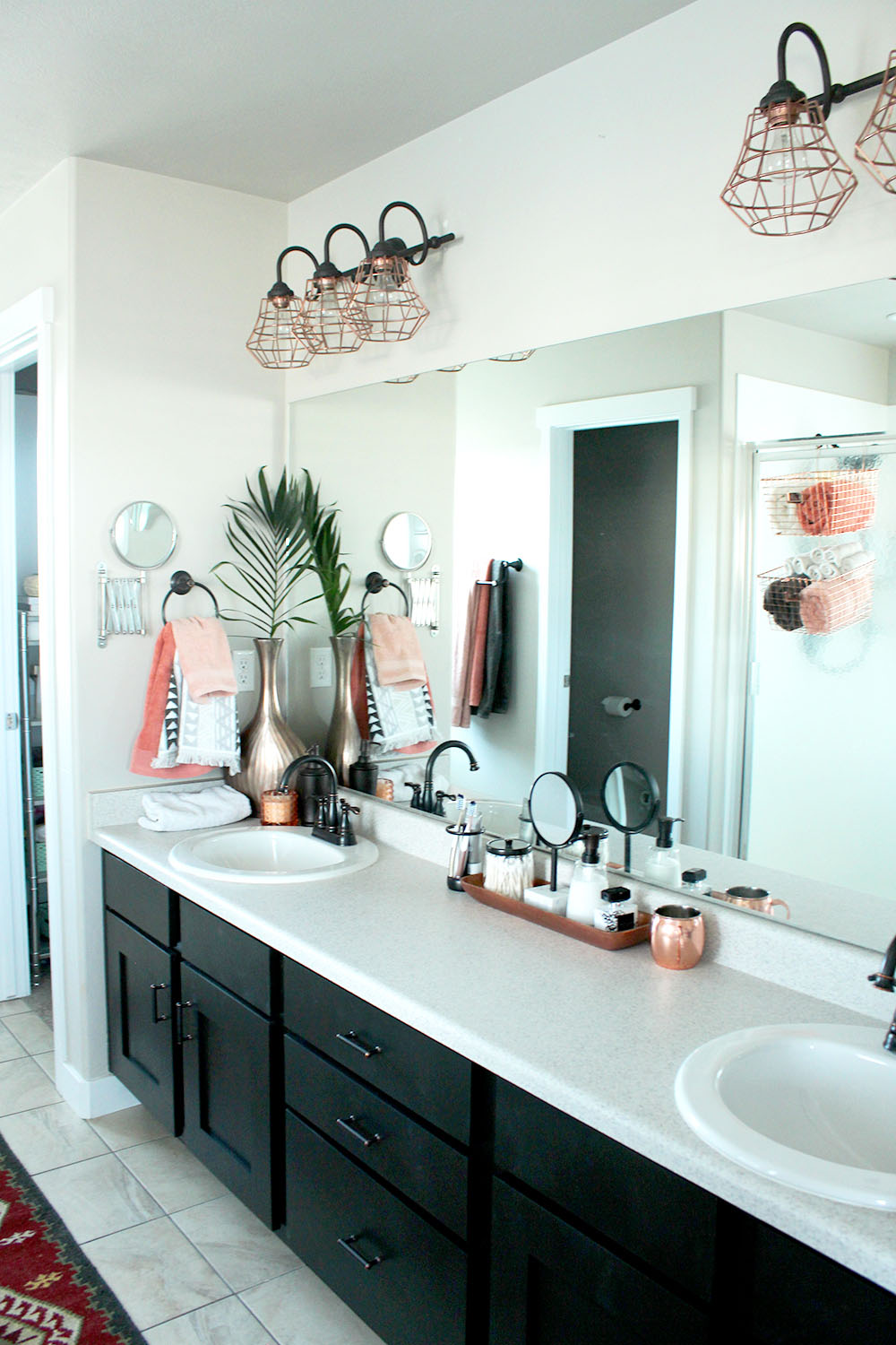 Master Bathroom Updates: Before and Afters