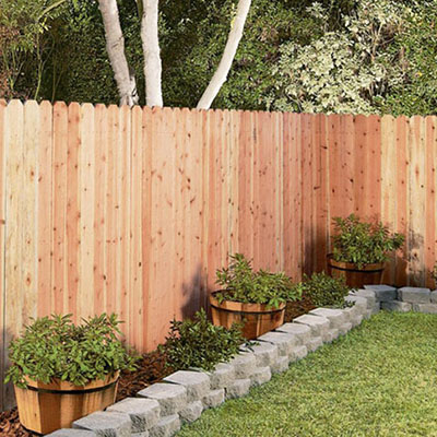 Materials for Building Fences and Gates