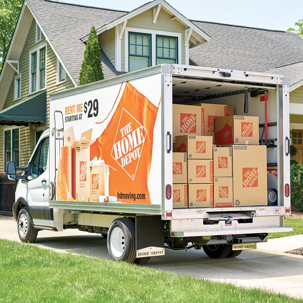 How To Move Across The Country The Home Depot