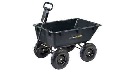 Yard Cart - Have Gardening Tools