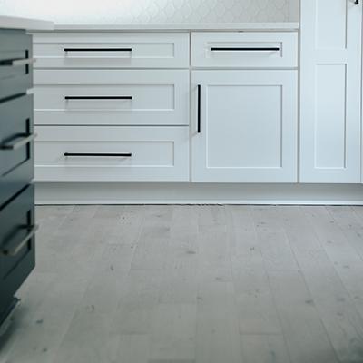 New Hardwood Flooring for a Full Home Renovation