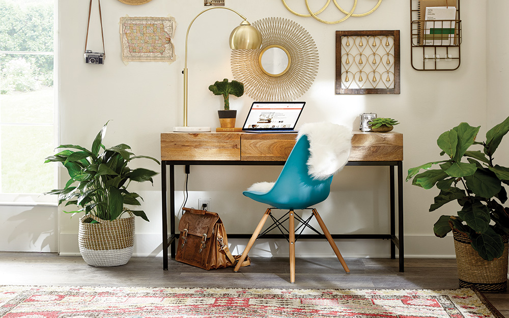 Office Decorating Ideas - The Home Depot